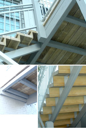 Exterior Stairs Imagery